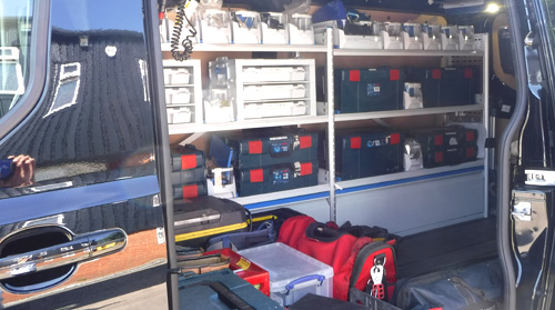 Mobile Electrical Workshop Stoke on Trent Staffordshire